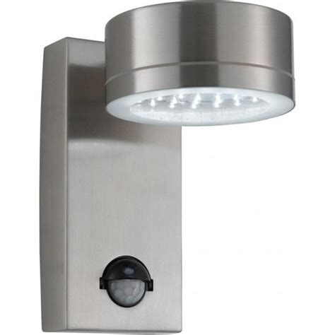 searchlight 9550ss outdoor wall light with sensor ip44