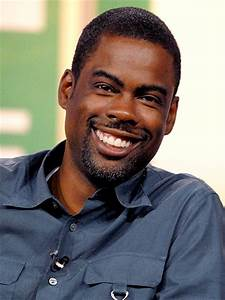 Comedian Chris Rock Stays Handsome with Hot Yoga and ...