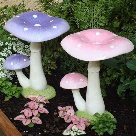 nature aesthetic stuffed mushrooms