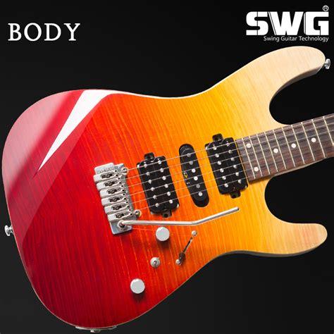 guitar swing swing guitars swg electric guitars swg climax