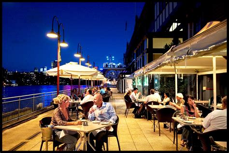 The Most Amazing Waterfront Dining Places In The U.S
