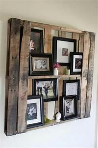 Creative photo frame display ideas hative