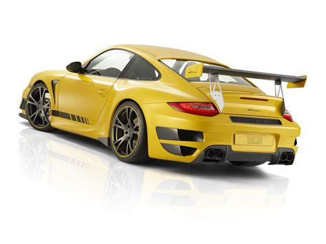 TechArt GTStreet R ( based on Porsche 911 997 Turbo ) 2012 ...