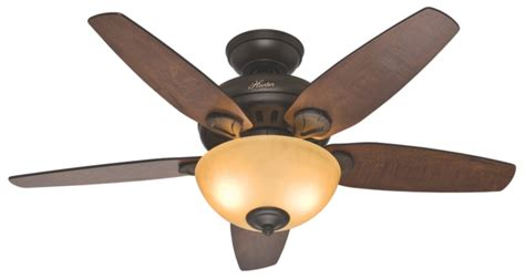 hunter stratford ceiling fan 44 quot bronze brown ceiling fan stratford 52014 hunter fan