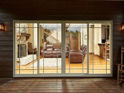 Patio Door with Windows