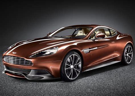 Aston Martin Vanquish 2013 Nuove Immagini Ufficiali