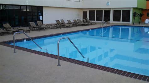 Harrah's Reno Swimming Pool — Advanced Pool Coatings