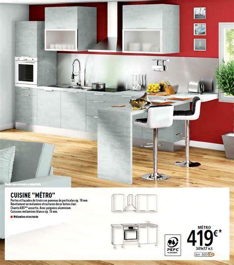 cuisine mezzo brico depot cuisine mezzo brico depot avis 28 images les cuisines