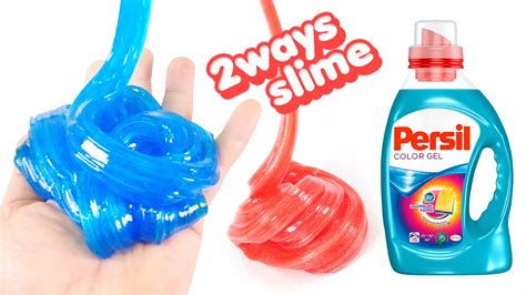persil slime jelly monster ways   slime