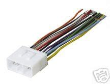 Subaru Forester Stereo Wiring Harnes by Car Audio Installation Stereo Wire Harness Subaru