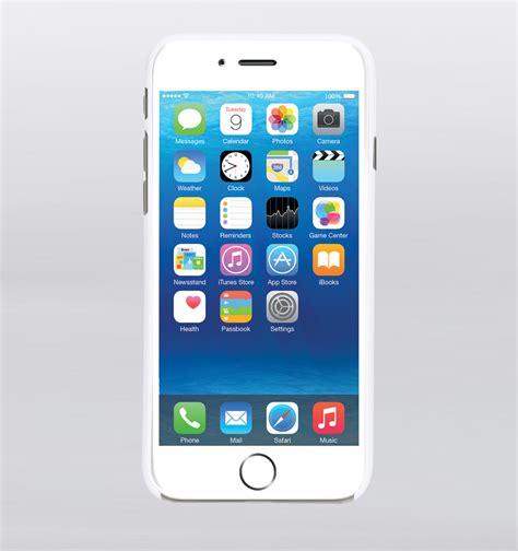 white iphone 6 gecko iphone 6 6s ultra slim snap white