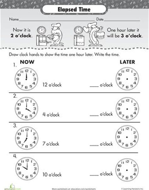 1000+ Images About Math Elapsed Time On Pinterest  Activities, Assessment And Cooperative Learning