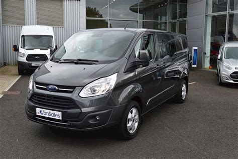 Used Ford Transit Custom Tdci Limited Double