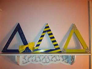 39 best phi sigma sigma images on pinterest phi sigma With tri delta wooden letters