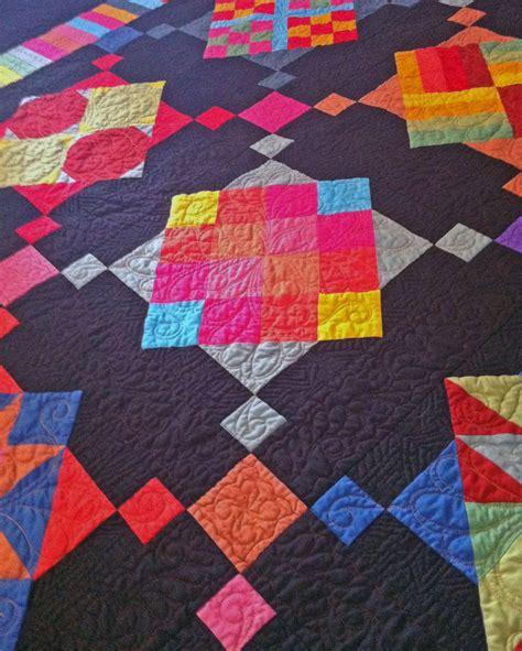 quilt patterns amish   twist bom pattern