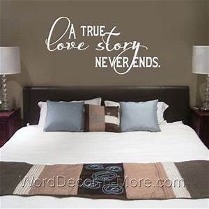 25 best bedroom wall quotes on pinterest bedroom signs With best wall decals for adults ideas for your decoration