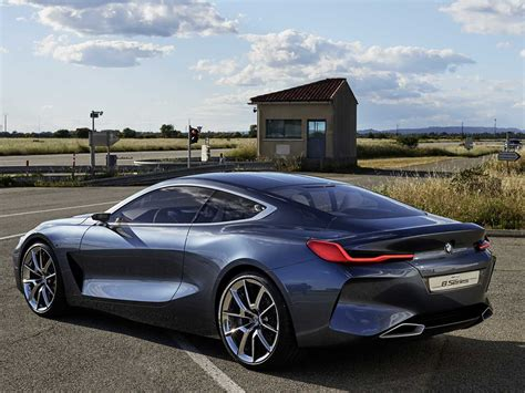 2019 Bmw 8 Series Concept, Rendered, Coupe, News, Reviews