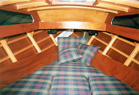Wooden Boat Interiors by 24 Tyee Custom Built Interiors Make A Wooden Boat