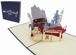 Online Shop Hamburg : pop up gru karte hamburg pop up karten von lin online shop f r gru karten papeterie ~ Markanthonyermac.com Haus und Dekorationen