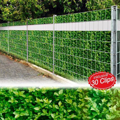 Sichtschutz Garten Pvc by Pvc Sichtschutz Sichtschutzfolie Windschutz