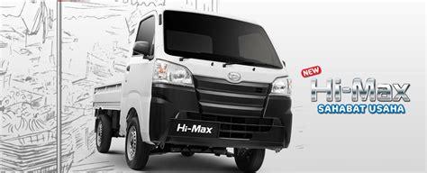 Modifikasi Daihatsu Hi Max by Spesifikasi Dan Harga Daihatsu Hi Max