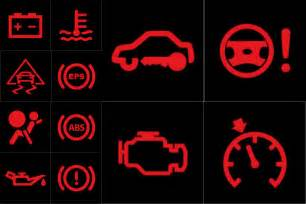 read the signs what your dashboard is telling you