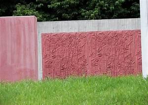 Beton Im Garten : beton im galabau verschiedene betonelemente farbiger gartenbeton sichtschutz ~ Markanthonyermac.com Haus und Dekorationen