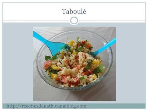 recette de taboule maison taboul 233 maison les recettes de nath