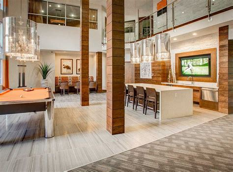 expansive resident lounge  clubroom  business