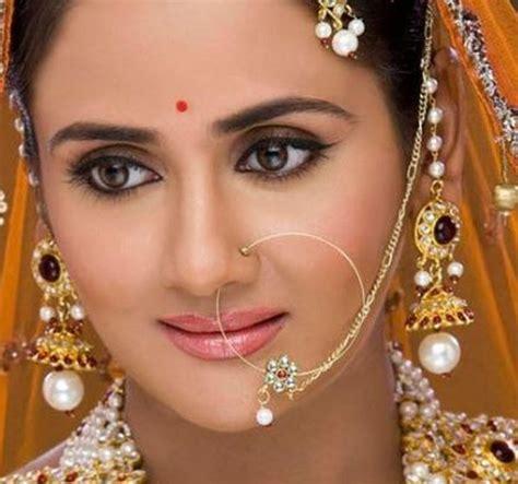 fashion club indian bridal nose piercing