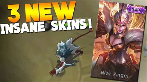 New Epic Freya Skin + New Zhask, Helcurt Skin Gameplay