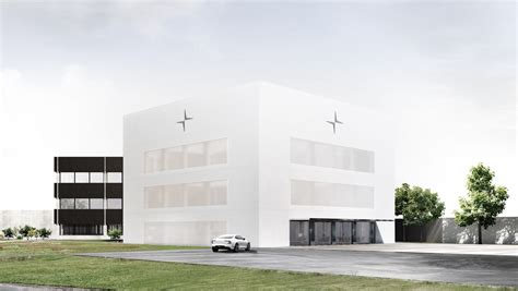 polestar  started construction    headquarter