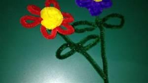 Blumen Aus Geld Basteln : blumen einfach aus pfeifenreinigern basteln diy crafts guidecentral youtube ~ Bigdaddyawards.com Haus und Dekorationen