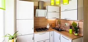 Kleine Küchen Einrichten : kleine k chen tipps und hacks f r die optimale raumnutzung ~ Indierocktalk.com Haus und Dekorationen