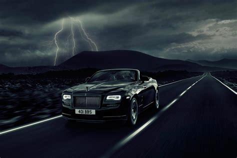 Rolls Royce Dawn Black Badge Ser Presentado En Goodwood