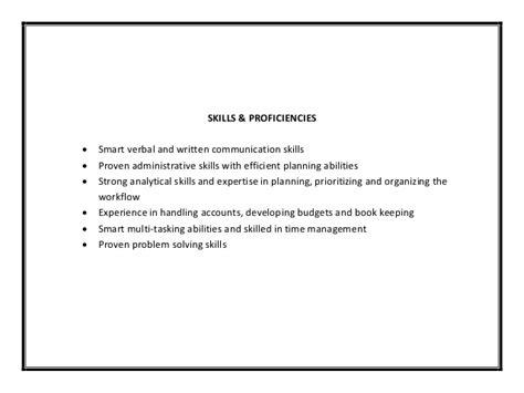 office manager resume sle pdf