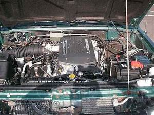 1994 Mitsubishi Shogun 3 0 Mk 2 Engine For Sale  6g72