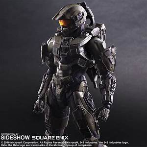 HALO Master Chief Collectible Figure by Square Enix ...