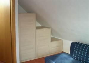 Mbel Fr Die Dachschrge Das Holzatelier