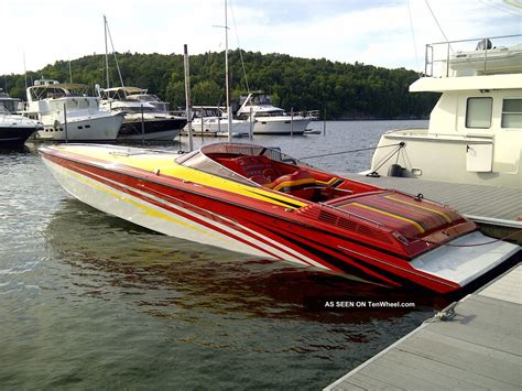 Scarab Boats Specs by 1993 Wellcraft Scarab