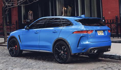 Jaguar F-Pace SVR South African Pricing