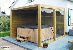 Abri De Jardin Ouvert : abri de jardin bois 2 parois 1 baie vitr e exterior ~ Premium-room.com Idées de Décoration