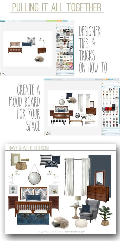 create  mood board   easy step