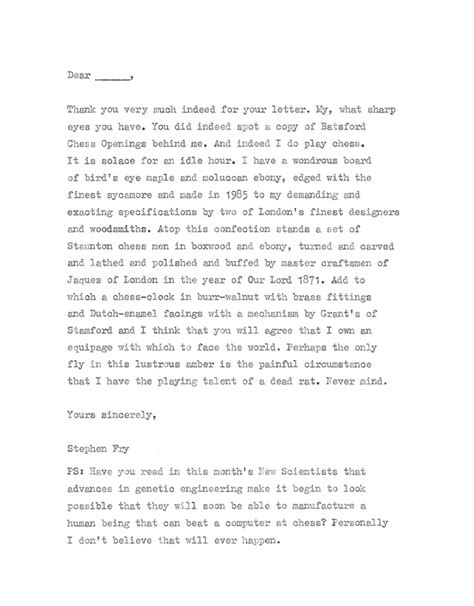 Type Letter by Type O Matic Snail Mail Created From Email On Vintage