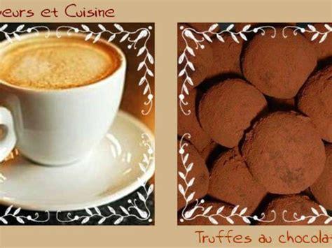 saveurs de cuisine recettes de truffes au chocolat de saveurs et cuisine