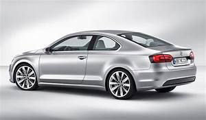 Image  2010 Volkswagen New Compact Coupe Concept  2011 Volkswagen Jetta Coupe   Size  1024 X 596