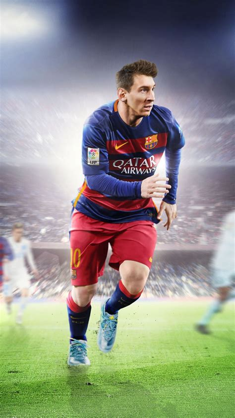 wallpaper lionel messi fifa  ea sports   games