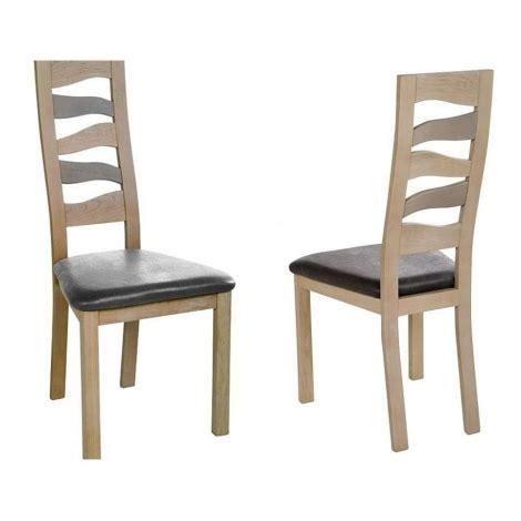 chaises de salle à manger chaise de salle 224 manger vague