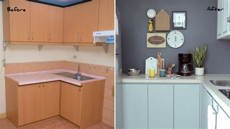 Cabinet Designs For Small Spaces Philippines by Small Kitchen Renovation Cost Philippines Wow