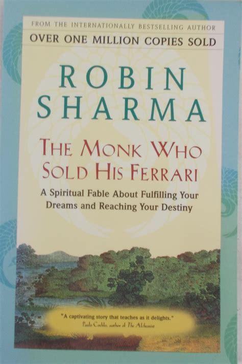the monk who sold his the monk who sold his robin sharma 39 00 zł